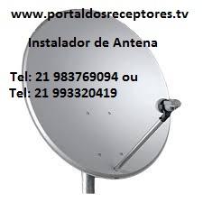 Técnico de Duosat no Rio de Janeiro Tel: 21 983769094